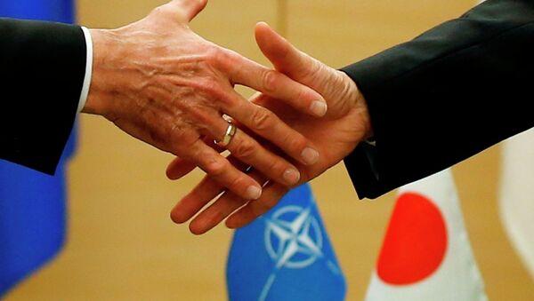 Japan, NATO - Sputnik International