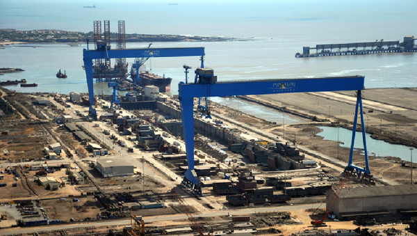 Pipavav shipyard - Sputnik International