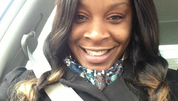 Black Activist Found Dead in Jail Cell Following Traffic Arrest - Sputnik International