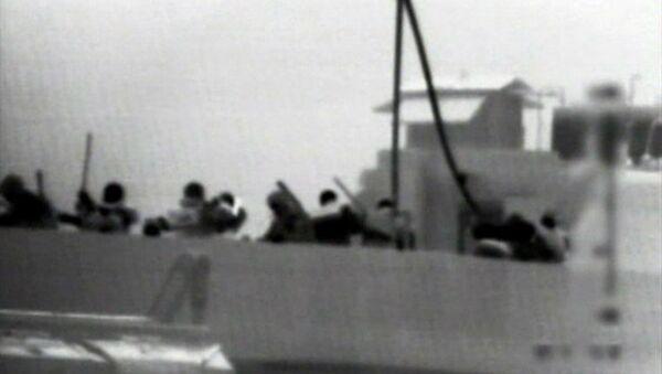 ICC: Prosecutors Should Revisit 2010 Israeli Flotilla Raid - Sputnik International