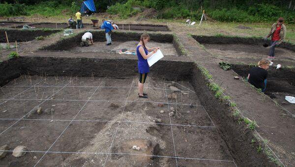 Archaeological site - Sputnik International