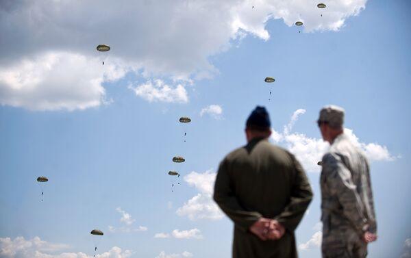 NATO exercise - Sputnik International