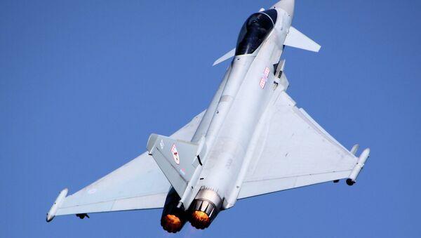 Eurofighter Typhoon - Sputnik International
