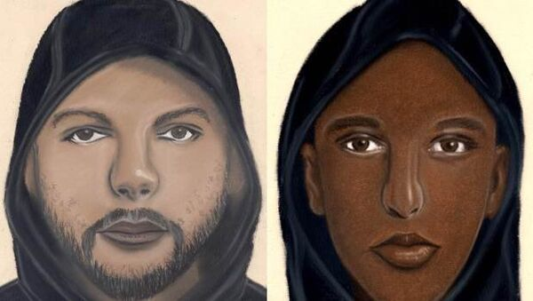 Police sketches of assailants believed to be attacking couples - Sputnik International