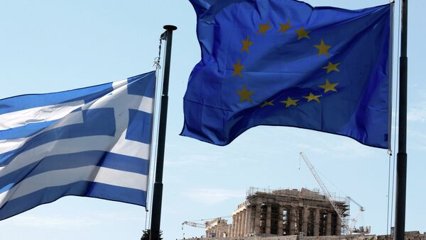 Greece - Sputnik International