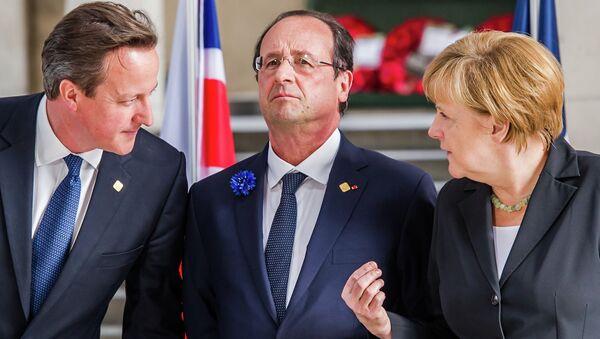 Hollande - Sputnik International