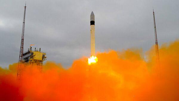 Launch of the Rokot rocket - Sputnik International