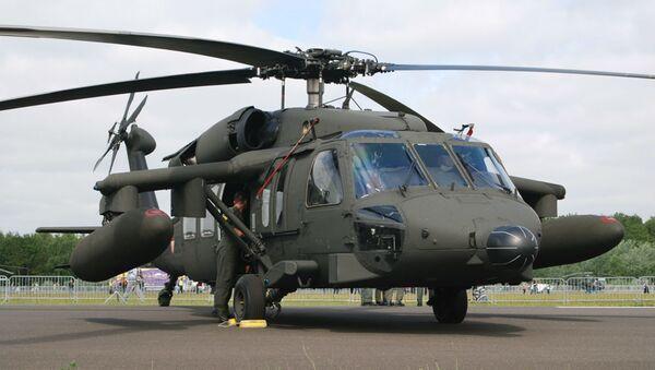 Sikorsky S-70 (H-60) Black Hawk - Sputnik International