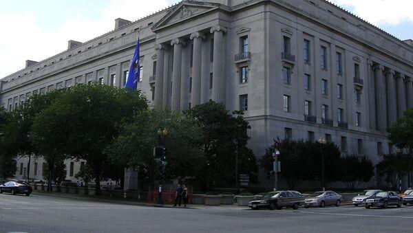 US Department of Justice - Sputnik International