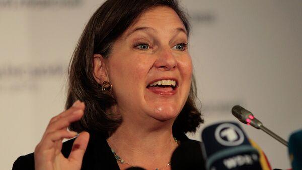 US Assistant Secretary of State Victoria Nuland - Sputnik International