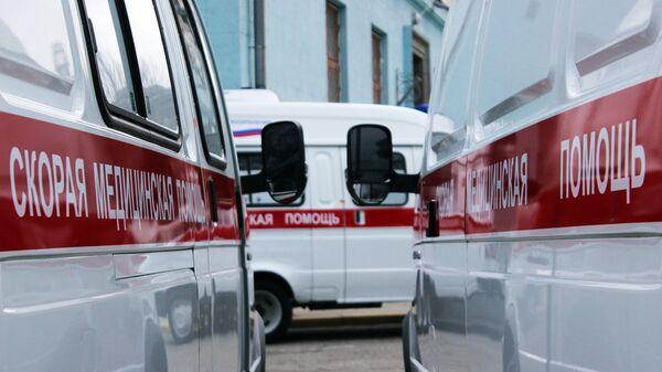Ambulance vehicles - Sputnik International