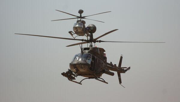 UH60 Black Hawk helicopters - Sputnik International