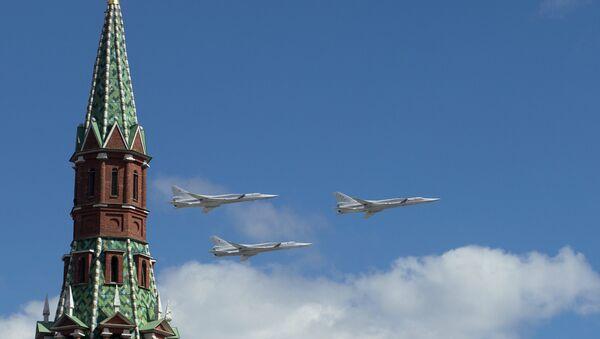 Tupolev Tu-22M3 Backfire strategic bombers - Sputnik International
