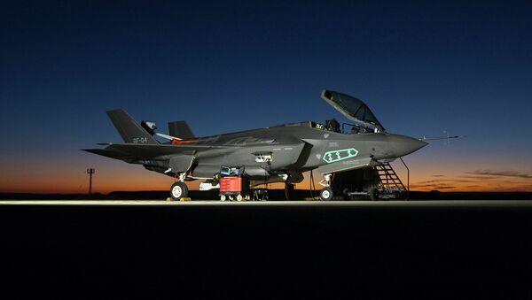 F-35A Lightning II fighter aircraft - Sputnik International