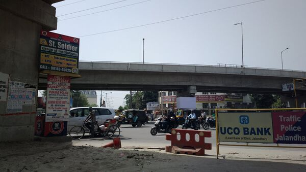 Punjab, India - Sputnik International