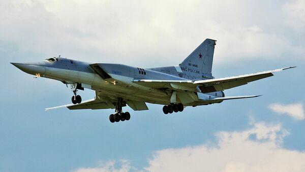 Tu-22M3 bomber - Sputnik International
