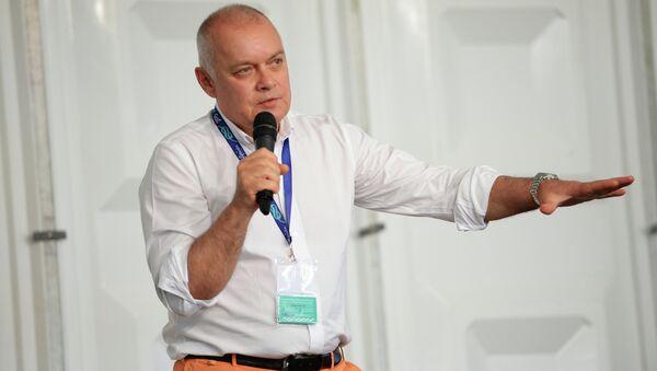 Rossiya Segodnya International Information Agency Director General Dmitry Kiselev - Sputnik International