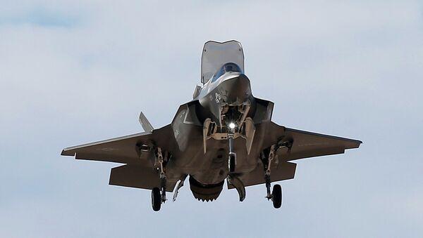 F-35B fighter jet - Sputnik International