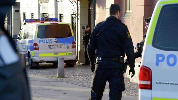 Swedish police - Sputnik International