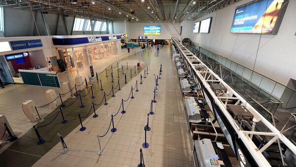A terminal at the Birmingham International Airport - Sputnik International