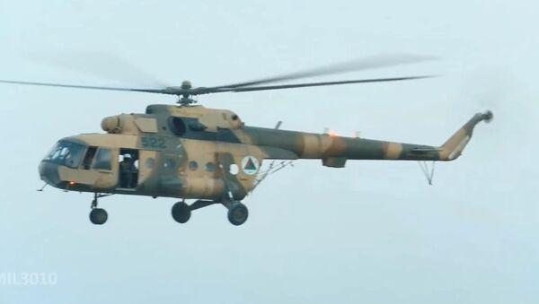 Mi-17V-5 Helicopter - Sputnik International