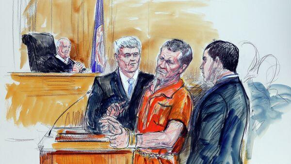 Former Soviet Officer Accused of Being Taliban Fighter Goes on Trial in US - Sputnik International