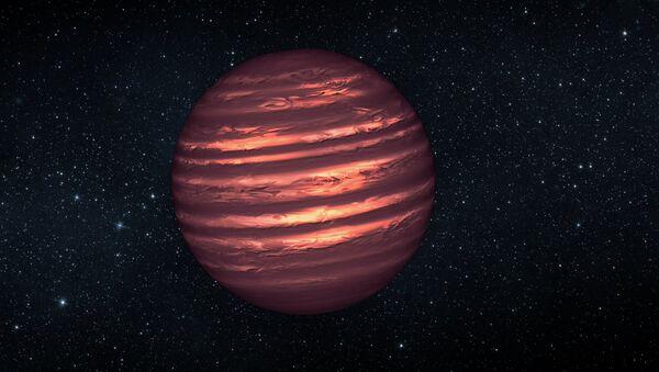 NASA Space Telescopes See Weather Patterns in Brown Dwarf. - Sputnik International