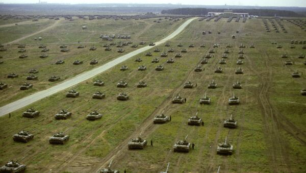 Zapad-81 military exercise - Sputnik International
