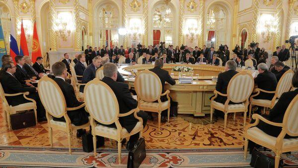 General view of the Eurasian Economic Union summit in Moscow's Kremlin, Russia. File photo - Sputnik International