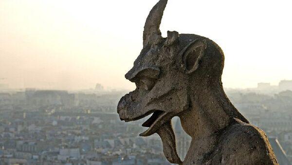 Chimera statue - Sputnik International