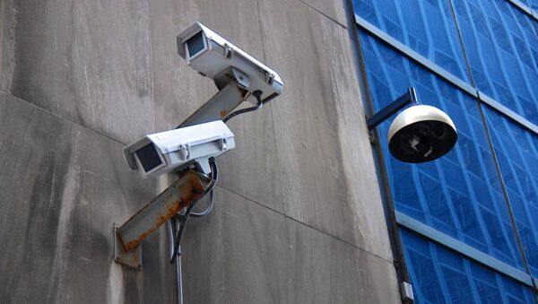 Surveillance cameras - Sputnik International