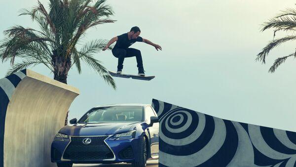 Lexus Hoverboard - Sputnik International