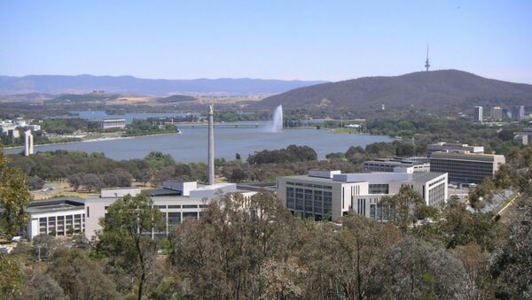 The Russell Offices complex in Canberra houses the ADF's administrative headquarters as well as the main offices of the Department of Defense. - Sputnik International