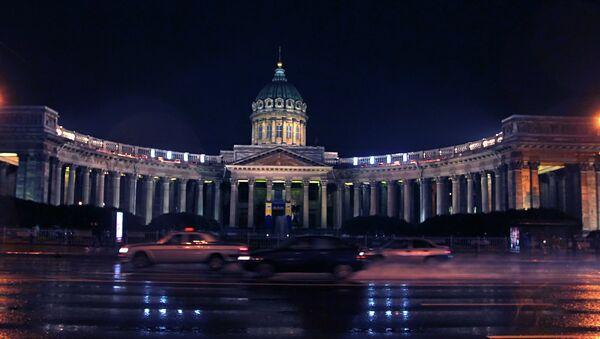 200th Anniversary of St. Petersburg's Kazan Cathedral - Sputnik International
