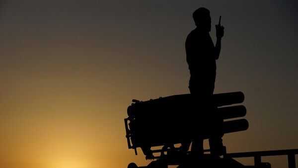 Free Syrian Army fighter - Sputnik International