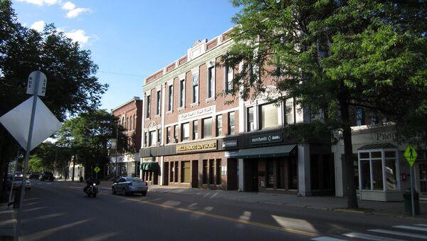 Downtown Barre, Vermont - Sputnik International