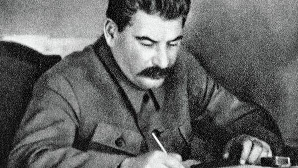 Josef Stalin - Sputnik International
