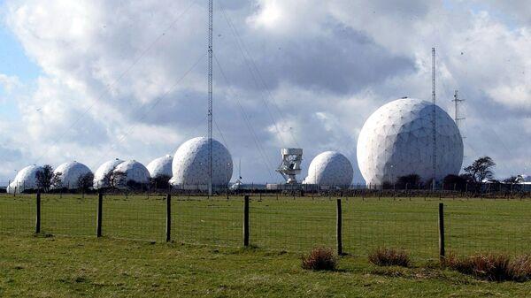 Станция Королевских ВВС в Северном Йоркшире РАФ Менвит Хилл  - Sputnik International