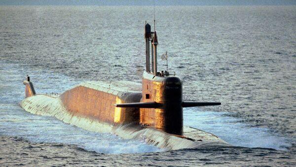 K-18 Karelia, a Delta IV class submarine - Sputnik International
