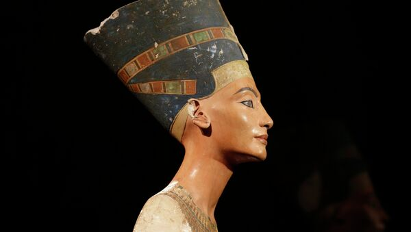 Nefertiti bust - Sputnik International