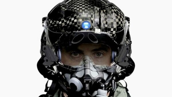 The Generation 3 helmet-mounted display system for the Lockheed Martin F-35 Lightning II Joint Strike Fighter - Sputnik International