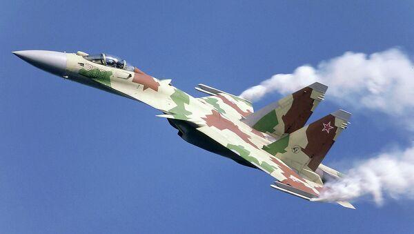 Su-35 - Sputnik International