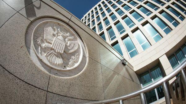 Picture of the US embassy in Havana - Sputnik International