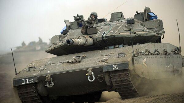 IDF military exercise - Sputnik International