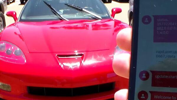 Hack a Corvette - Sputnik International