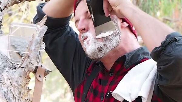 Shaving With An Axe - Sputnik International