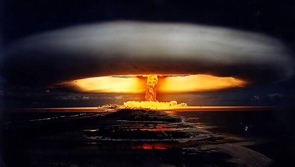 Nuclear Test - Sputnik International