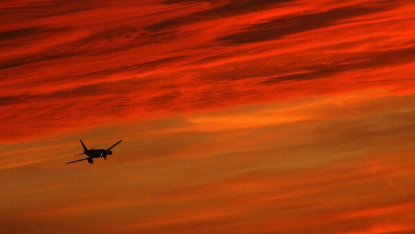 A plane is ready to land - Sputnik International