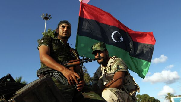 Libya - Sputnik International