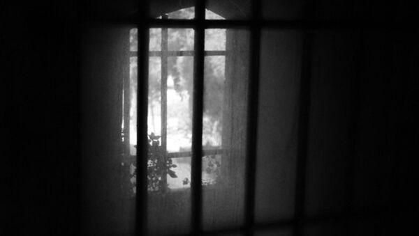 Behind bars - Sputnik International